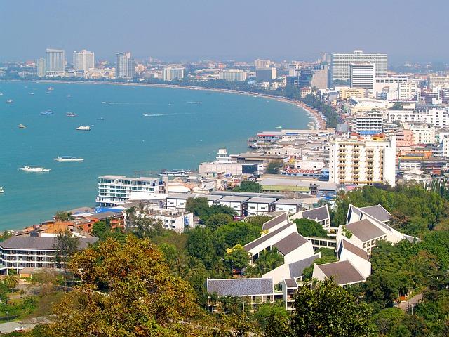 pattaya viewpoints thailand