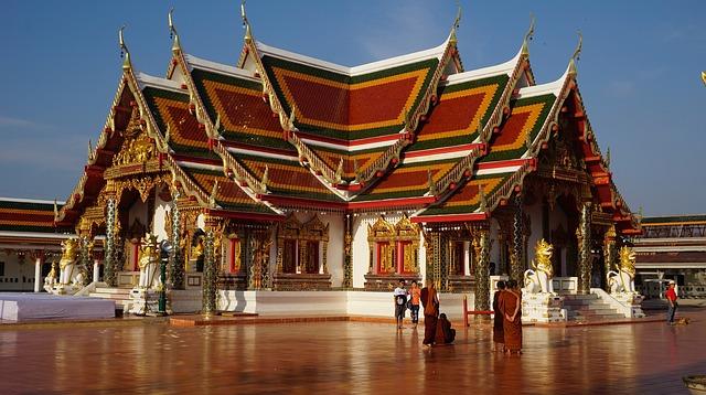 wat phra temple bangkok